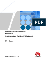 CloudEngine 6800 V200R005C20 Configuration Guide - IP Multicast