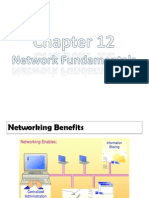 Chapter 12 Network Fundamentals