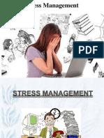 6. Stress Management