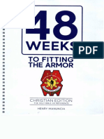 48 WEEKS TO FITTING THE ARMOR   WORKBOOK(1)