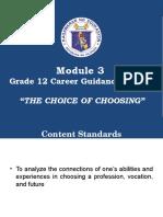 Module 3 CGP12
