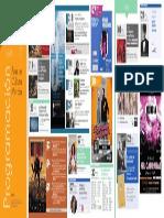 Aula de Cultura Murcia. Programación Marzo y Abril 2020. Fundación Caja Mediterráneo