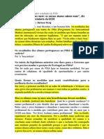 ENTREVISTA José Sócrates (PISA 2009) [PÚBLICO 08.12.2010]