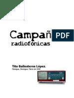 Campa§as radiof¢nicas