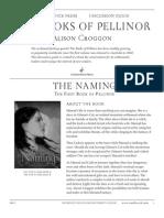 Books of Pellinor Discussion Guide