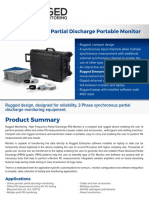 Partial Discharge Monitor