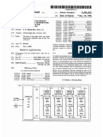 Single chip controller-memory device and a memory architecture and methods suitable for implementing the same (US patent 5583822)