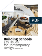 Building Schools Key Issues for Contemporary Design