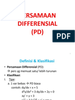 PERSAMAAN DIFFERENSIAL.ppt