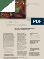mineria subterranea1