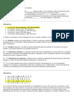 Av1 - Quimica Capilar - Estetica e Imagem Pessoal