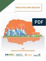 Edital CHAMADA PUBLICA PEE COPEL 002_2019