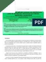 A psicomotricidade aplicada a pessoas com deficiência no centro de atendimento educacional especializado_ significados e perspectivas