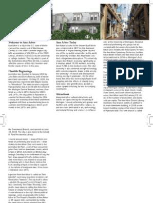 Lab 11 - Brochure