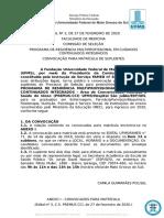 Edital CCI n  3 - 4  Chamada