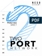 Practice Sheet - Two-Port Networks.pdf