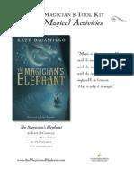 The Magician's Elephant Activity Kit