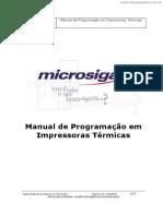 Manual Programação Impressoras Termicas Advpl