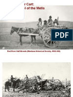 Red River Cart Pictorial