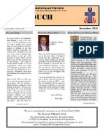 Nov Newsletter 2010