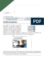 Gestión de Almacenes - Ingeniería Industrial
