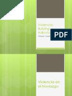 Conferencia Violencia, Bullying y Adicciones