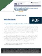 Aerospace/Defense Firms Dominate Short-Term Forecast/Quality Screen