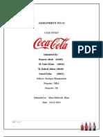 Coca Cola Assignment