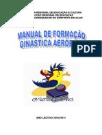 Manual de Formação de Ginástica Aeróbica (1)