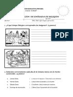 -examen-de ENTRADA-6to-de-primaria-de-religion