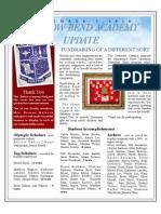Willow Bend Academy Newsletter December 2010 Update
