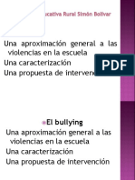 Bullying presentacion