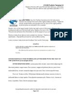 ycd portfolio template