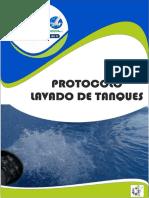 PROTOCOLO DE LAVADO DE TANQUES
