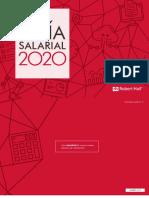 Guía Salarial 2020 Chile