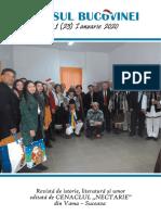 Surasul Bucovinei 1(23) Ianuarie 2020