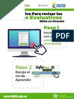 Guía Revisión de Juicios Evaluativos Sena Girardot