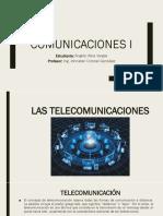 COMUNICACIONES I