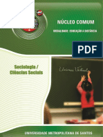 0278 - Sociologia - Ciências Sociais - Estudos das Ciências Sociais.docx