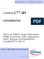 ICE2QR4765 datasheet