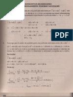 Fisica Resueltos (Soluciones) Movimientos en 2 Dimensiones Selectividad