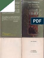La derecha y la izquierda - Jean Madiran__Edicion FInal