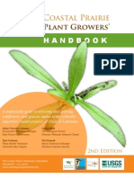Coastal Prairie Plant Growers' Handbook - 2nd Edition - 2010