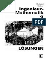Lösungen - Ingenieur Mathematik 3