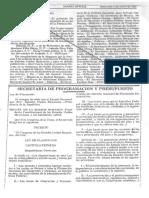 Ley de Planeación de las universidades Tecnológicas