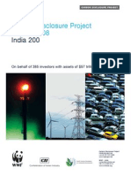 Carbon Credit Report 2008