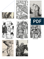 Personajes de la época feudal