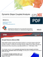 Dynamic with Slope Coupled Analysis