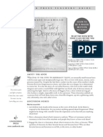 The Tale of Despereaux by Kate DiCamillo Teachers' Guide