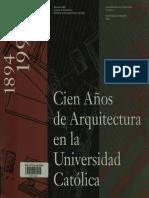 100 años Arquitectura UC.pdf